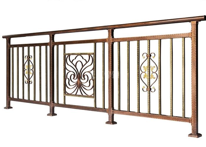 锌钢阳台护栏