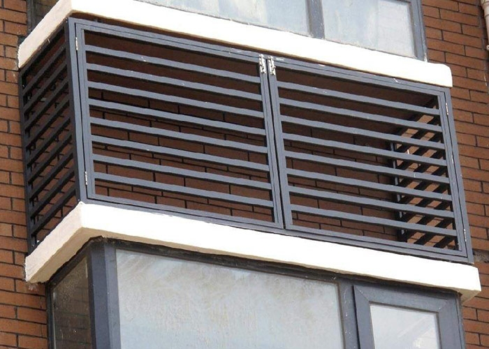 锌钢空调架
